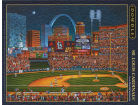 St. Louis Cardinals 500 Piece City-Stadium Puzzle Toys & Games