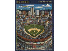 Chicago Cubs 500 Piece City-Stadium Puzzle Toys & Games