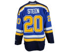 St. Louis Blues Alexander Steen Reebok NHL Premier Player Jersey Jerseys