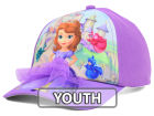 Disney Sophia 3D Tulle Skirt Baseball Youth Cap Adjustable Hats