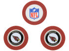 Arizona Cardinals Team Golf Golf Poker Chip Markers 3 Pack Toys & Games