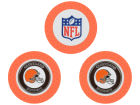 Cleveland Browns Team Golf Golf Poker Chip Markers 3 Pack Toys & Games