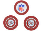 Kansas City Chiefs Team Golf Golf Poker Chip Markers 3 Pack Toys & Games