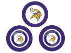 Minnesota Vikings Team Golf Golf Poker Chip Markers 3 Pack Toys & Games