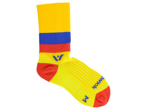 Colombia Elicit Brands Flag Swiftwick Socks