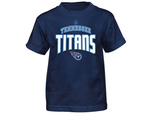 Tennessee Titans Outerstuff NFL Kids BTS Arch T-Shirt