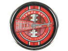 Tampa Bay Buccaneers Chrome Clock Bed & Bath
