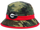 Georgia Bulldogs Top of the World NCAA Sneak Attack Bucket Hats