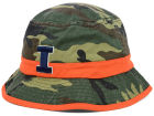 Illinois Fighting Illini Top of the World NCAA Sneak Attack Bucket Hats