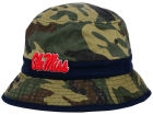 Mississippi Rebels Top of the World NCAA Sneak Attack Bucket Hats