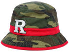 Rutgers Scarlet Knights Top of the World NCAA Sneak Attack Bucket Hats
