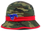 Southern Methodist Mustangs Top of the World NCAA Sneak Attack Bucket Hats