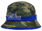 Tulsa Golden Hurricane Top of the World NCAA Sneak Attack Bucket Hats