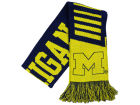 Michigan Wolverines Forever Collectibles Knit Scarf Wordmark Apparel & Accessories