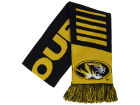 Missouri Tigers Forever Collectibles Knit Scarf Wordmark Apparel & Accessories