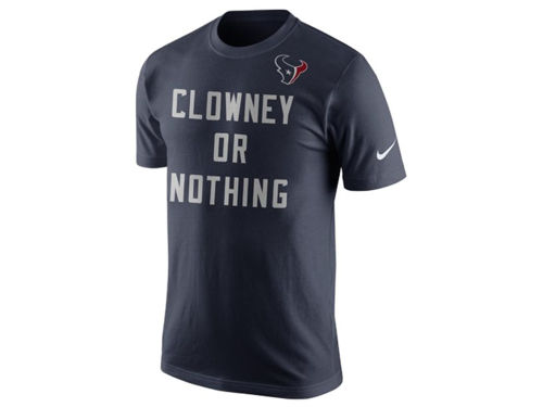 Houston Texans Jadeveon Clowney Nike NFL Player or Nothing T-Shirt