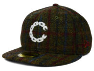 Crooks & Castles Chain C Harris Tweed 59FIFTY Cap Fitted Hats