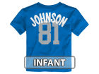 Detroit Lions Calvin Johnson Outerstuff NFL Infant Whirlwind Player T-Shirt T-Shirts