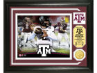 Texas A&M Aggies Johnny Manziel Highland Mint Photo Mint Coin-Bronze Collectibles