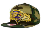 Baltimore Ravens New Era NFL Metallic Cue Original Fit 9FIFTY Snapback Cap Adjustable Hats