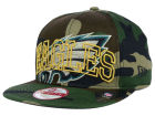 Philadelphia Eagles New Era NFL Metallic Cue Original Fit 9FIFTY Snapback Cap Adjustable Hats