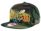 Charlotte Hornets New Era NBA HWC Metallic Cue Original Fit 9FIFTY Snapback Cap Adjustable Hats