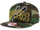 San Antonio Spurs New Era NBA HWC Metallic Cue Original Fit 9FIFTY Snapback Cap Adjustable Hats