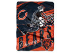 Chicago Bears The Northwest Company Micro Raschel 46x60 Deep Slant Bed & Bath