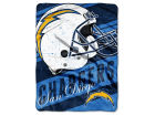 San Diego Chargers The Northwest Company Micro Raschel 46x60 Deep Slant Bed & Bath