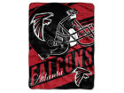 Atlanta Falcons The Northwest Company Micro Raschel 46x60 Deep Slant Bed & Bath