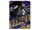 Baltimore Ravens The Northwest Company Micro Raschel 46x60 Deep Slant Bed & Bath