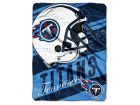 Tennessee Titans The Northwest Company Micro Raschel 46x60 Deep Slant Bed & Bath