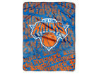New York Knicks The Northwest Company Micro Raschel Throw 46x60