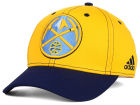 Denver Nuggets adidas NBA 2014 2 Tone Flex Cap Stretch Fitted Hats