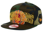 Cleveland Cavaliers New Era NBA HWC Metallic Cue Original Fit 9FIFTY Snapback Cap Adjustable Hats