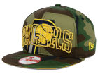 Indiana Pacers New Era NBA HWC Metallic Cue Original Fit 9FIFTY Snapback Cap Adjustable Hats