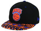 New York Knicks New Era NBA HWC Cross Colors 9FIFTY Snapback Cap Adjustable Hats