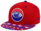 New York Nets New Era NBA HWC Cross Colors 9FIFTY Snapback Cap Adjustable Hats
