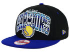 Golden State Warriors New Era NBA HWC Out of Line 9FIFTY Snapback Cap Adjustable Hats