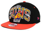 Phoenix Suns New Era NBA HWC Out of Line 9FIFTY Snapback Cap Adjustable Hats