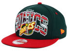 Seattle SuperSonics New Era NBA HWC Out of Line 9FIFTY Snapback Cap Adjustable Hats