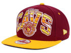 Cleveland Cavaliers New Era NBA HWC Out of Line 9FIFTY Snapback Cap Adjustable Hats