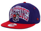 Toronto Raptors New Era NBA HWC Out of Line 9FIFTY Snapback Cap Adjustable Hats