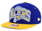 Indiana Pacers New Era NBA HWC Out of Line 9FIFTY Snapback Cap Adjustable Hats