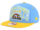 Denver Nuggets New Era NBA HWC Out of Line 9FIFTY Snapback Cap Adjustable Hats