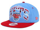 New Jersey Nets New Era NBA HWC Out of Line 9FIFTY Snapback Cap Adjustable Hats