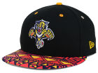Florida Panthers New Era NHL Cross Colors 9FIFTY Snapback Cap Adjustable Hats
