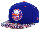 New York Islanders New Era NHL Cross Colors 9FIFTY Snapback Cap Adjustable Hats