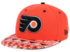 Philadelphia Flyers New Era NHL Cross Colors 9FIFTY Snapback Cap Adjustable Hats