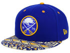 Buffalo Sabres New Era NHL Cross Colors 9FIFTY Snapback Cap Adjustable Hats